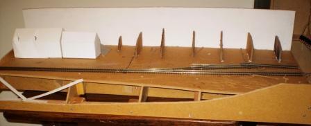 Svanda baseboard model railway