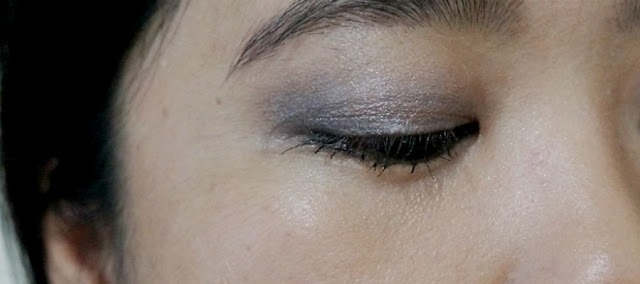Shiseido Shimmering Cream Eye Color in Fog (BR727)