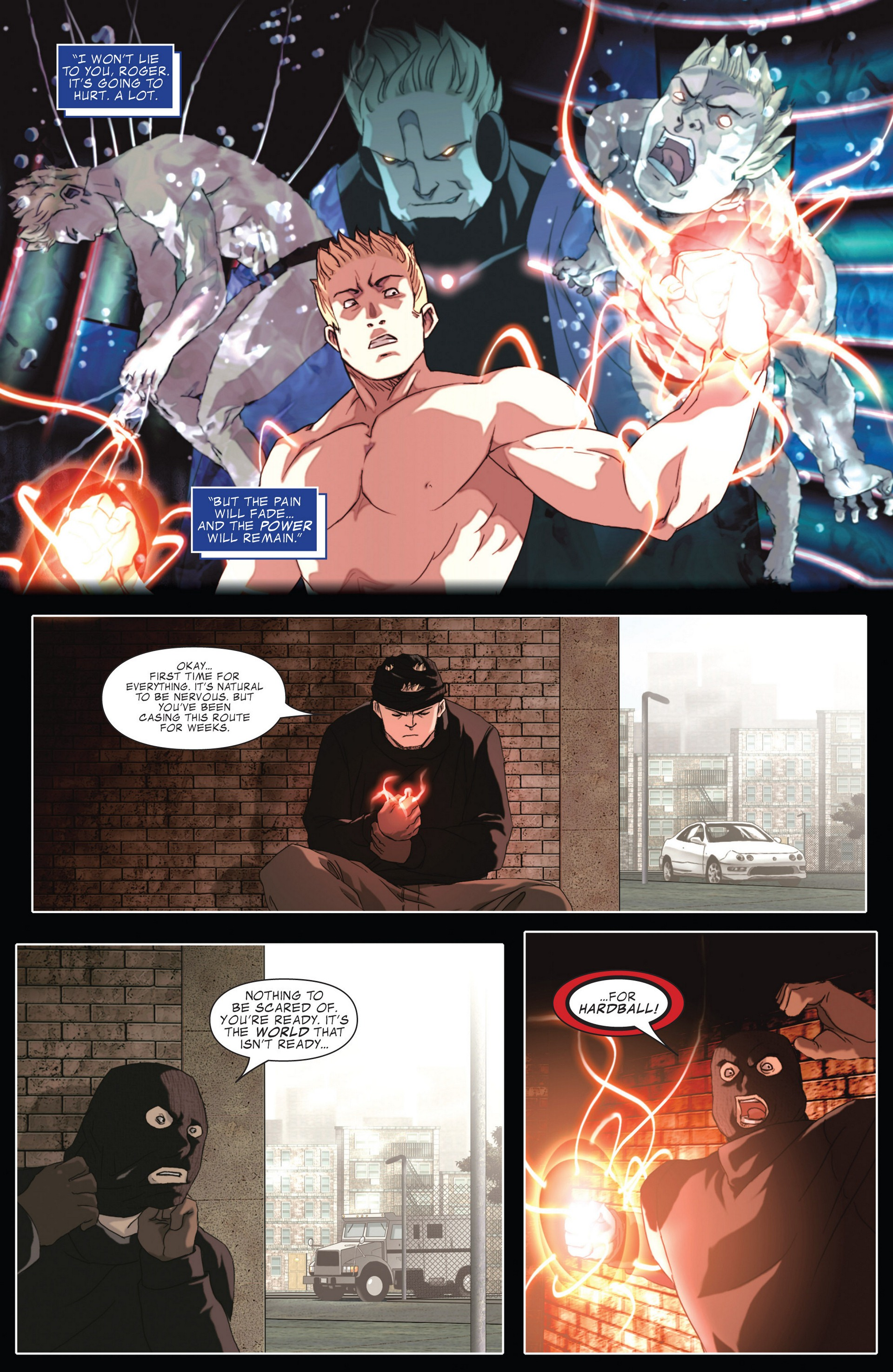 Read online Secret Invasion: The Infiltration comic -  Issue #4 - 22