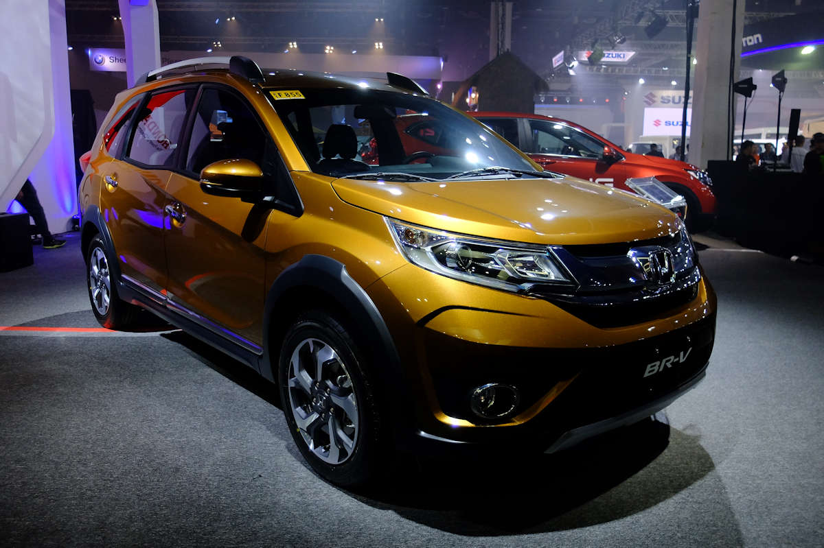 Honda Moves BR-V Production Back to Philippines | CarGuide ...