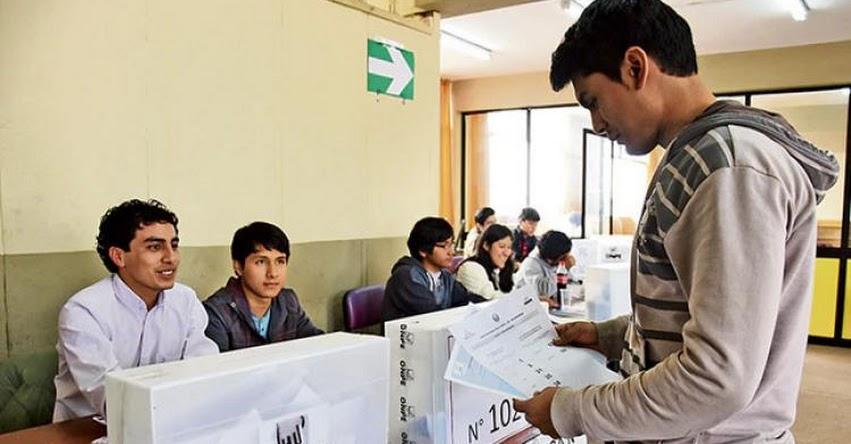 Los escenarios tras la propuesta de adelantar la Elecciones General al 2020