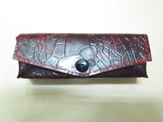 dompet kulit batu cincin