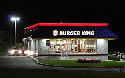 BURGER KING : Santapan enak, untuk mengisi perut