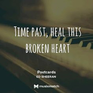 Ed Sheeran Lyrics - Postcards