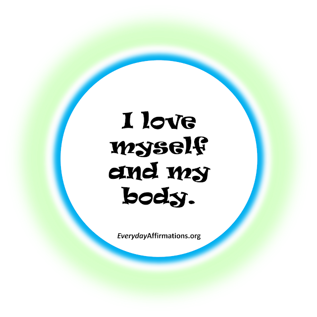 Daily Affirmations, Affirmations for Women, Affirmations for Health