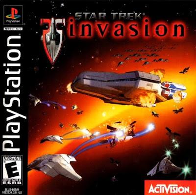 descargar star trek invasion psx por mega