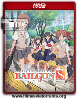 To Aru Kagaku no Railgun S Torrent - HDTV