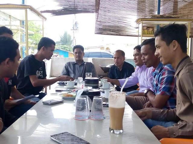 Pembentukan Relawan TIK Pidie