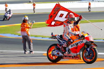Marquez Tak Lagi Anggap Rossi Ancaman Utama, Lalu Siapa?