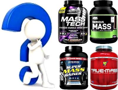 Mass gainers masa muscular gimnasio proteínas
