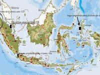 Peta Jalur Masuknya Bangsa Barat Ke Indonesia Lengkap