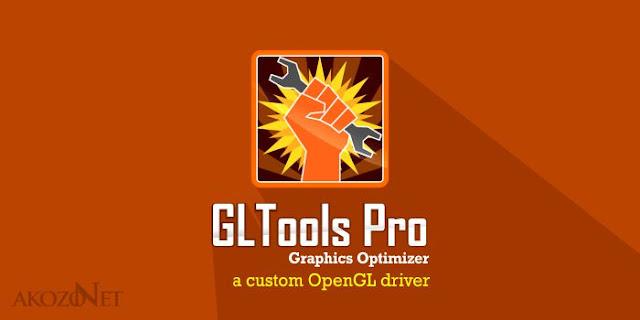 GLTools Pro v2.02 Apk Unduh Terbaru (Graphics Optimizer)