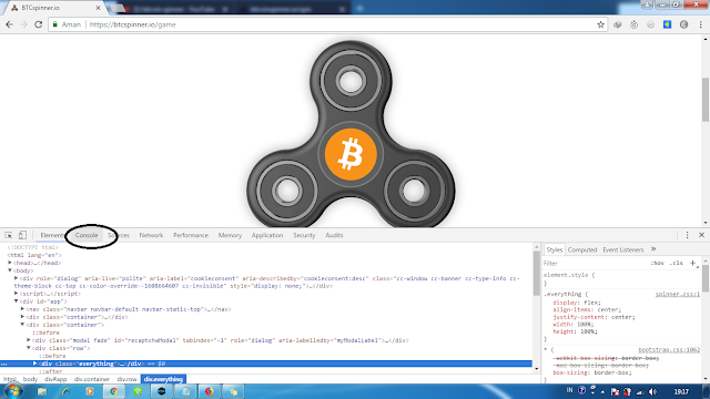 Website Minning Bitcoin Yang Dapat Di Cheat/Hack/Bot