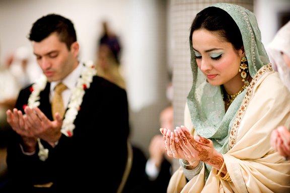 INDIA : Muslim Weddings Islamic Marriage