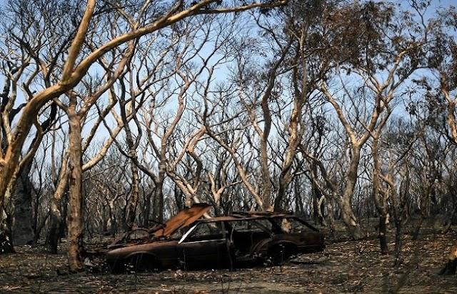ऑस्ट्रेलिया की आग पर तीन महीने बाद काबू पाया गया