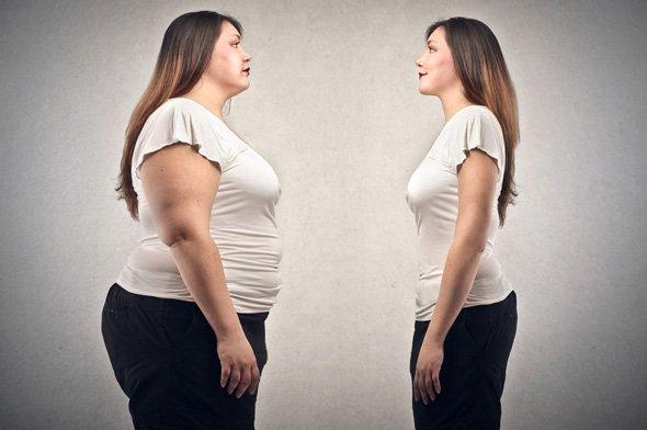 Como perder peso rápido: