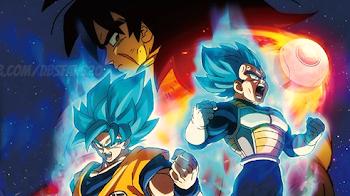 Nuevo Póster de la Película de Dragon Ball Super ¡El Regreso de un súper guerrero!