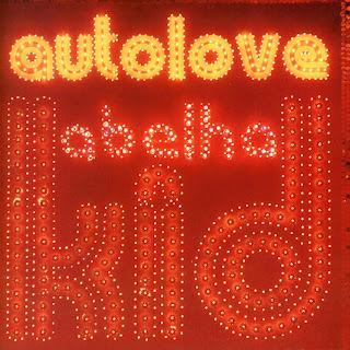 """Capa do Disco """"Autolove"""" que o Kid Abelha lançou em 1998"""