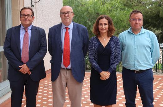 Transparencia renueva la colaboración en materia de Derecho civil valenciano con los colegios de registradores y abogados de la Comunitat