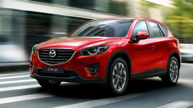 Công nghệ cao, thiết kế độc đáo, nội thất sang trọng, option khác biệt, Mazda CX-5 là mẫu xe Crossover đang được các khách hàng trẻ thành đạt quan tâm khá nhiều.
