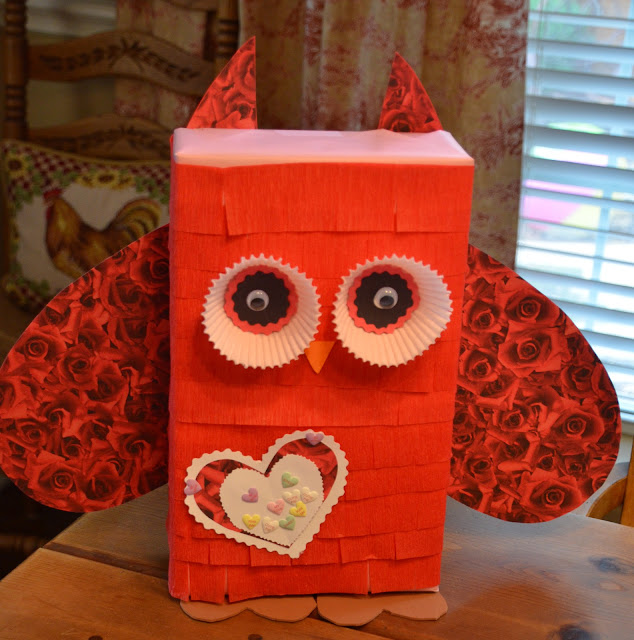 Ideas For Decorating Valentine Box: Magnolia Manor: Homemade Crayon Valentines