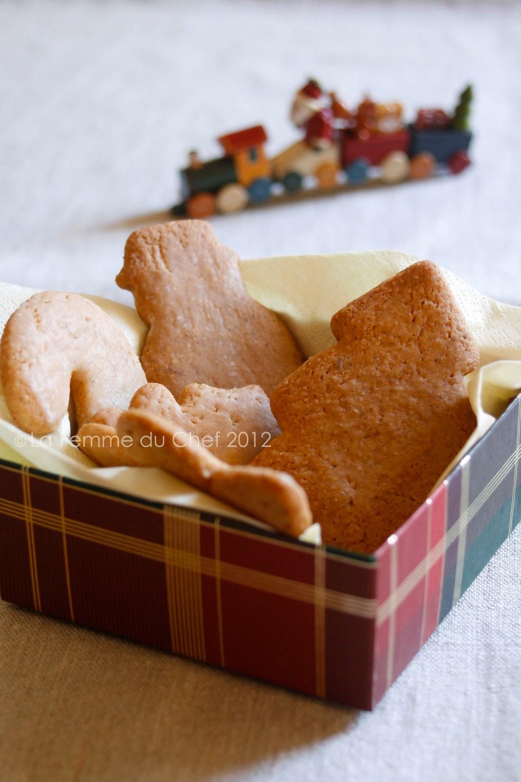 Ricette Sul Natale.La Femme Du Chef Ricette Per Natale I Lebkuchen