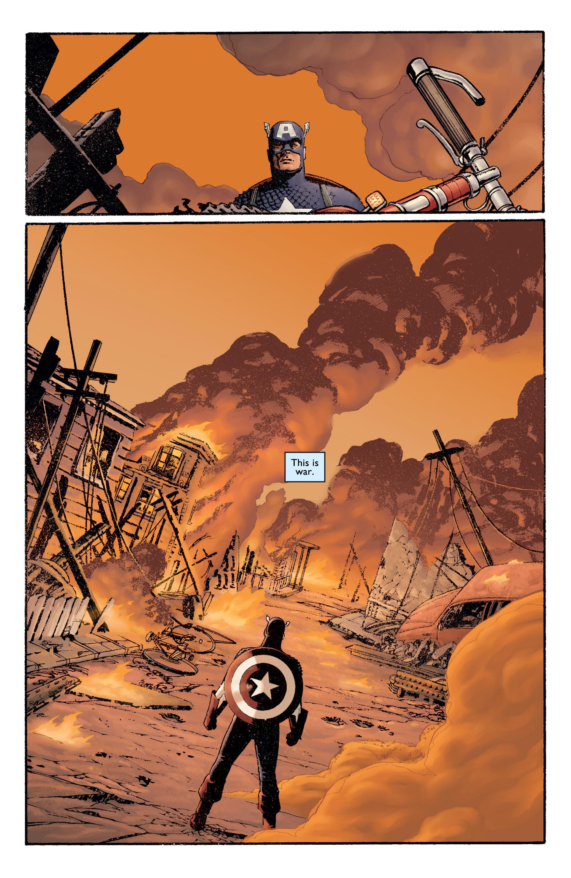 Captain America (2002) Issue #1 #2 - English 32