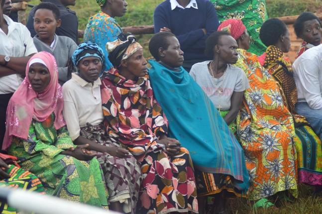 Uruzinduko rwa Perezida Kagame  mu karere ka Ngoma