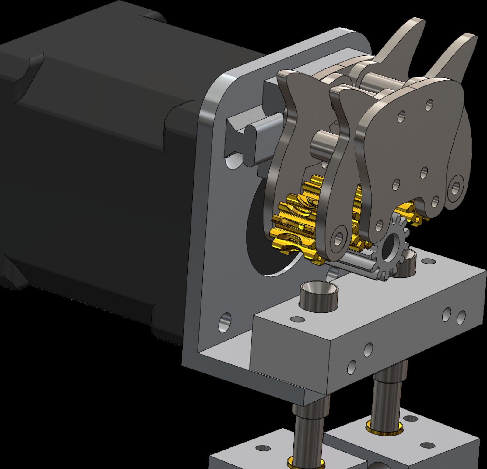 DIY 3D Printing: D3D Extruder