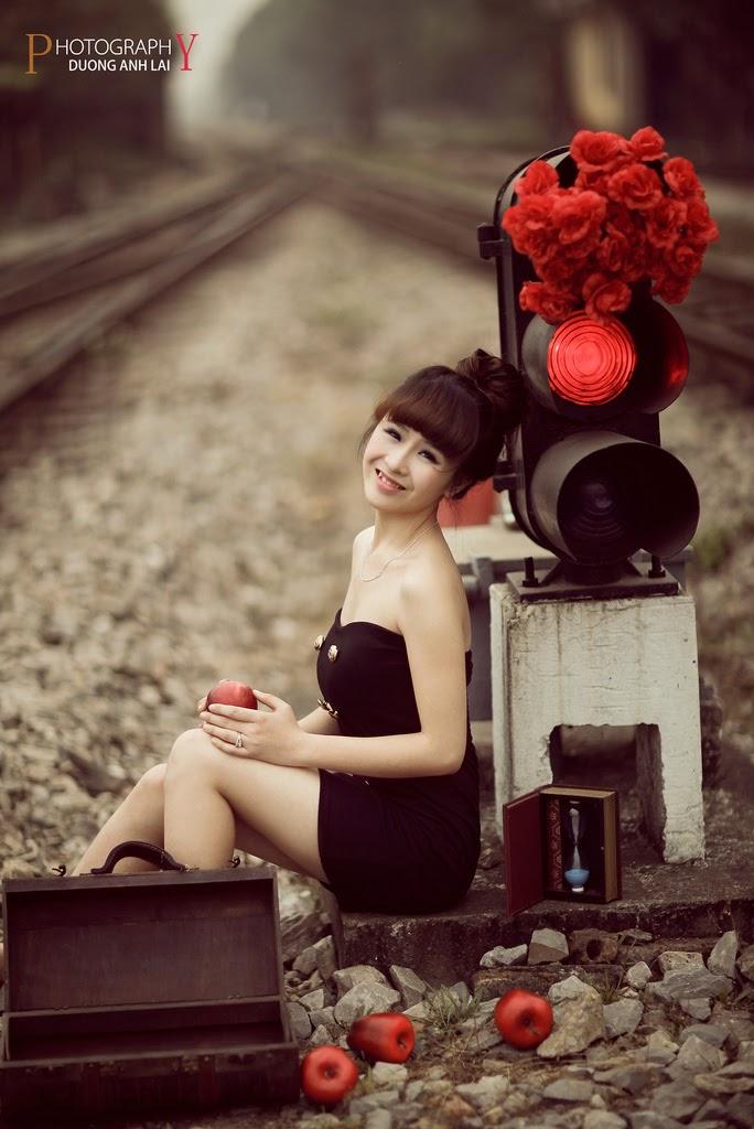 Ảnh đẹp girl xinh HD Việt Nam: Bóng hồng - Ảnh 16