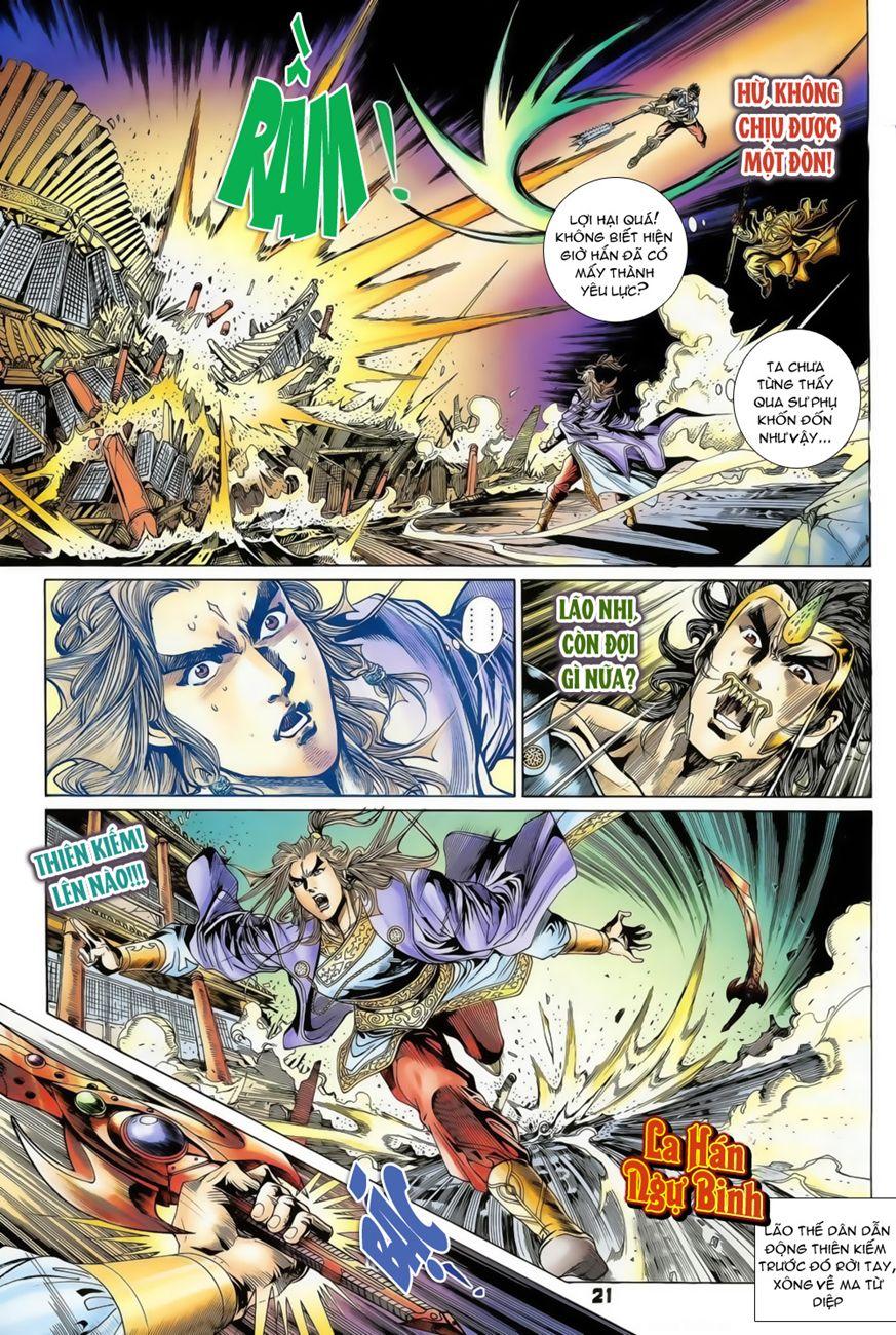 Đại Đường Uy Long chapter 77 trang 28