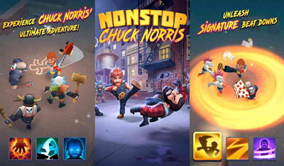 Download Game Nonstop Chuck Norris APK Unlimited Money