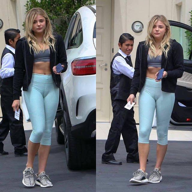 Photos of chloe grace moretz goes viral because of this take a closer
