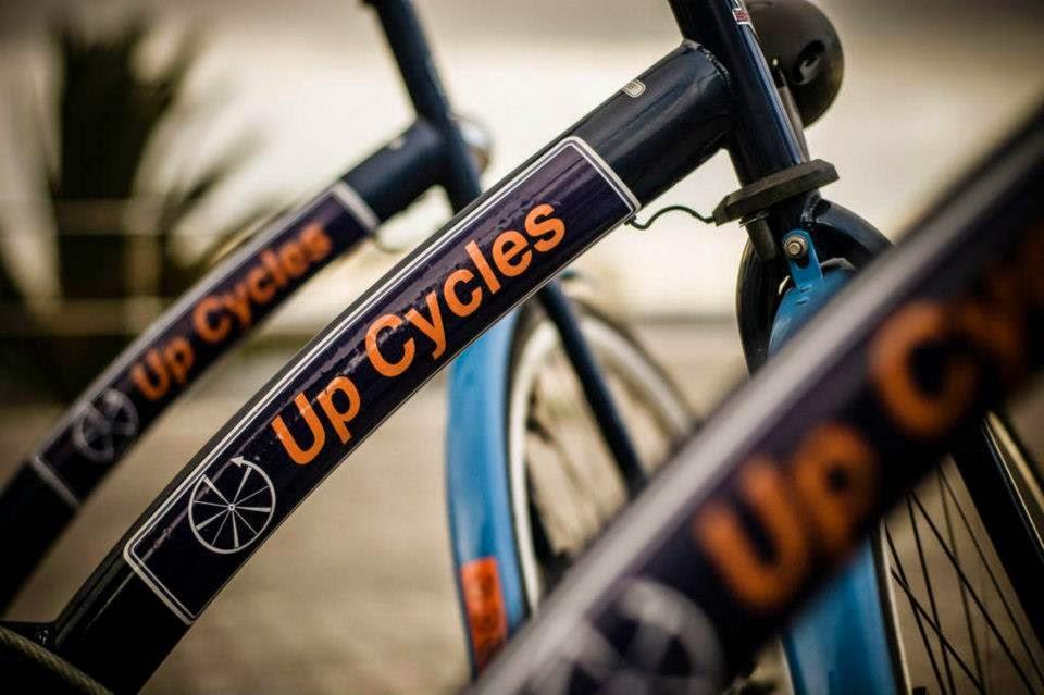 bicicletas de aluguel na Cidade do Cabo