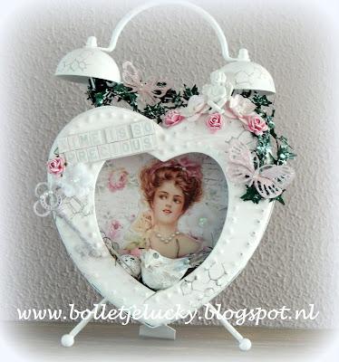 Various Romantiek Van Het Witte Doek