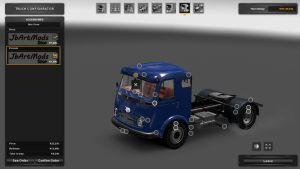 Truck - Mercedes Benz LP 331