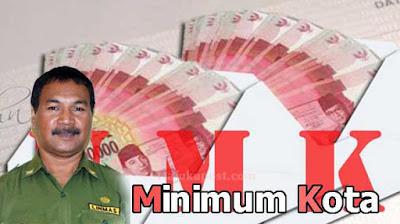 Ambon, Malukupost.com - Kepala Dinas Tenaga Kerja (Disnaker) Kota Ambon Godlief Isak Soplanit menyatakan, 70 persen perusahaan di Ambon belum menerapkan Upah Minimum Kota (UMK) bagi para karyawan.