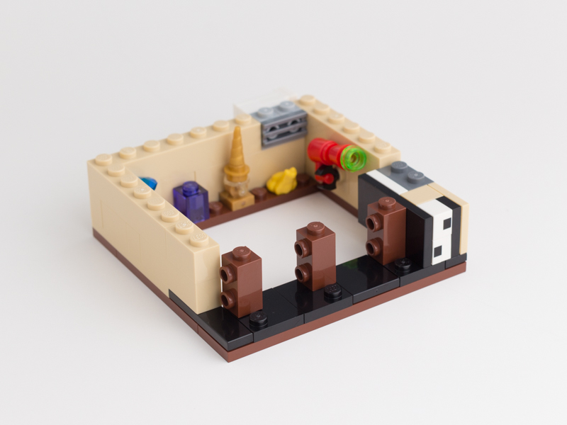 NEW LEGO Part Number 90398 in a choice of 1 colours