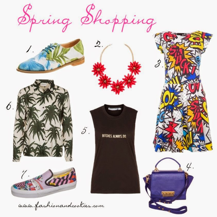april spring shopping on Fashion and Cookies, Vans slip-on, fashion blogger, magico sconto