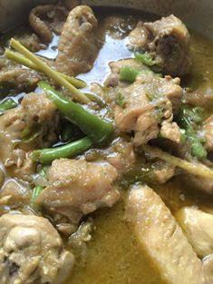 Resepi Ringkas Ayam Masak Lenggang