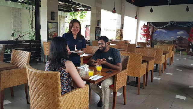 Honeymoon di transera Grand Seminyak