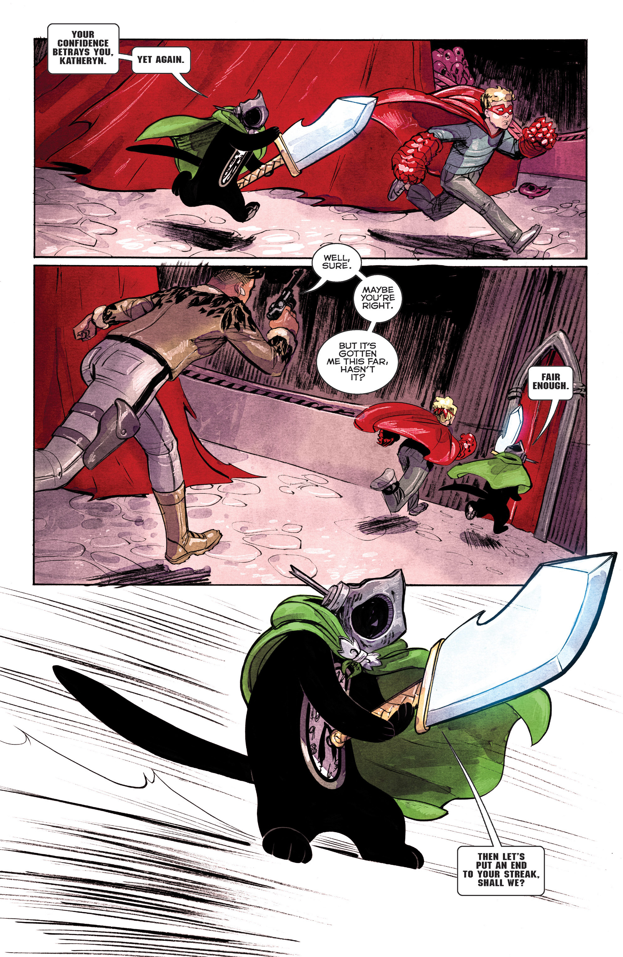 Read online Shutter comic -  Issue #26 - 12
