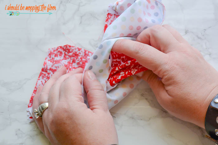 Pouch Sewing