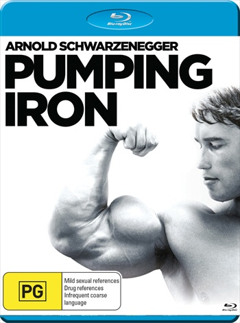 Pumping Iron 1977 Dual Audio Hindi Bluray Movie Download