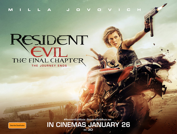 resident evil the final chapter movie download yify