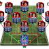 Seleção da das oitavas de final da Euro 2016 - Chucrute FC / Alemanha FC