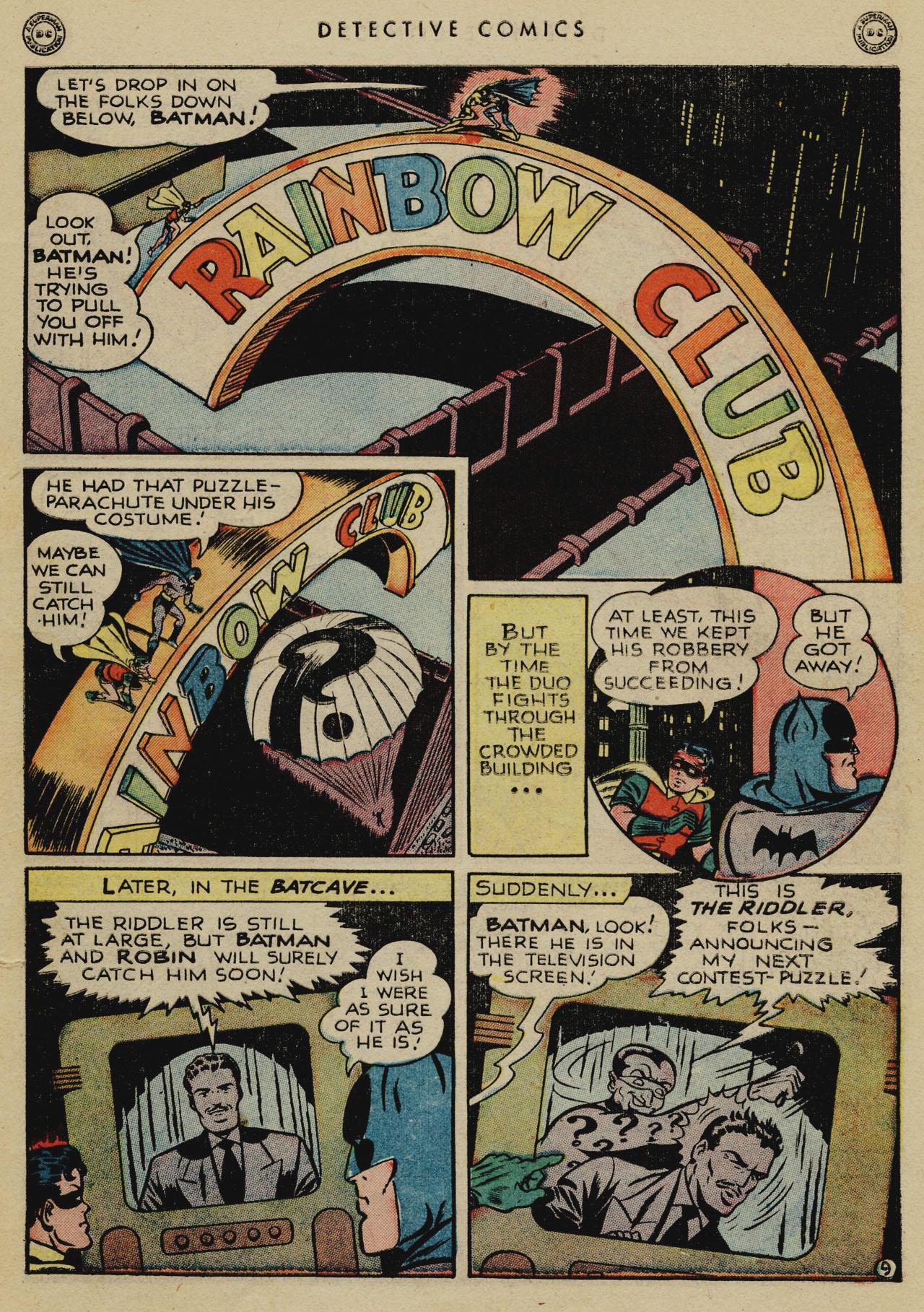 Detective Comics (1937) 142 Page 10