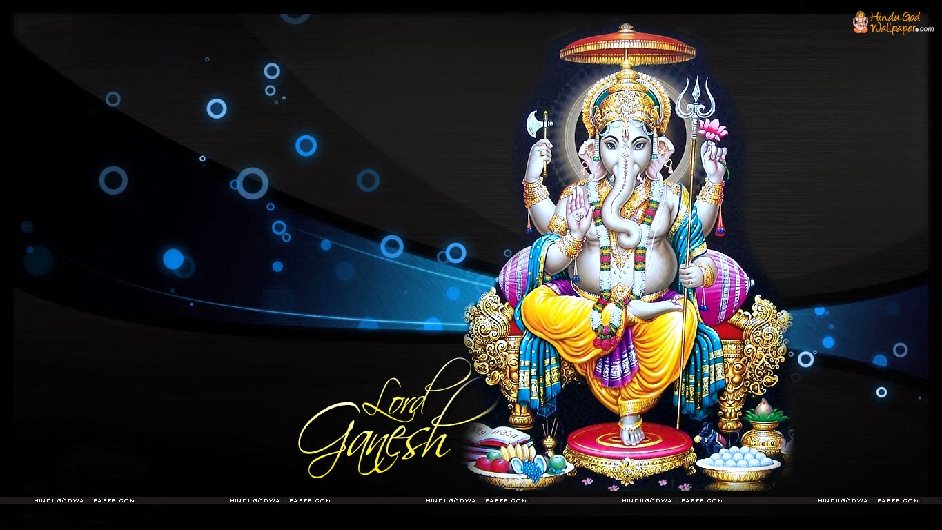 """"""" श्री """" 50+ Lord Ganesha Wallpaper ,Images"""