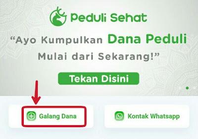 Cara Galang Dana Online