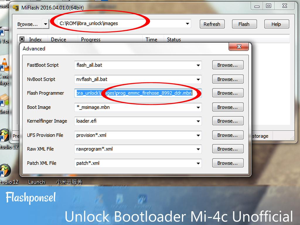 Cara Unlock Bootloader Xiaomi Mi4c Tanpa SMS Work 100%